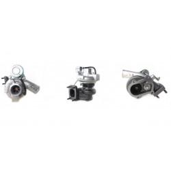 Turbodmychadlo turbo Jumper 3.0 HDI Boxer III 3.0 HDI 145-155 HP
