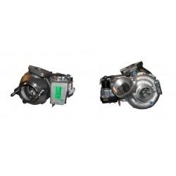 Turbodmychadlo turbo BMW X3 2.0 d (E83/E83N) 320 d (E46) 150 hp