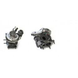 Turbodmychadlo turbo Renault Megane III Scenic III 1.9 DCI 130 hp