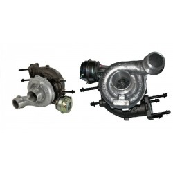 Turbodmychadlo Volkswagen LT II 2.5 TDI 102 hp 96-99