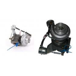 Turbodmychadlo Volkswagen LT II 2.8 TDI 159 hp 02-06