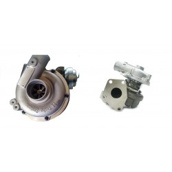 Turbodmychadlo Mazda 323 6 626 Premacy 2.0 66 74 100 kW 97 -
