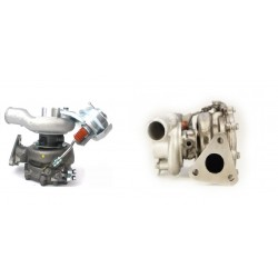 Turbodmychadlo  Opel Insignia Meriva A 1.6 Turbo 132 kW 05 -