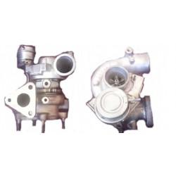 Repasované turbodmychadlo  Mitsubishi Pajero III 3.2 DI-D 160 165 hp 118 121 KW turbo