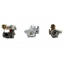 Turbodmychadlo turbo Peugeot 206 307 406 Partner 2.0 HDI 90 hp