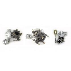 Repasované turbodmychadlo Opel Vectra B 2.0 DI 82 hp 60 kW 96 - 53049880024