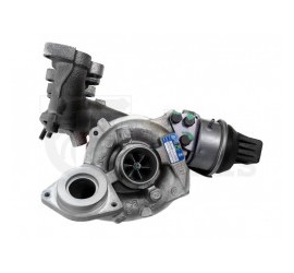 Repasované turbodmychadlo SEAT ALHAMBRA II 2 2.0 TDI 85 103 Kw 115 140 KM