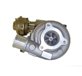 Repasované turbodmychadlo Nissan Patrol 3.0 DI 154 158 hp 113 116 kW 724639-5006S