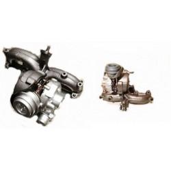Turbodmychadlo turbo Škoda Fabia 1.9 TDI 96kW 130 HP 1.9 TDI