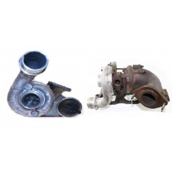 Turbodmychadlo turbo Nissan Atleon CabStar Maxity 3.0 DCI 150 hp