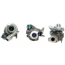 Turbodmychadlo turbo Renault Kangoo 1.5 DCI 07- 103 HP