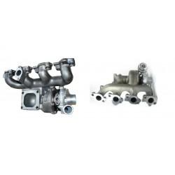 Turbodmychadlo Ford Mondeo III 2.0 TDCI 96 kW 03-