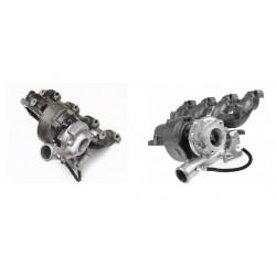Turbodmychadlo Ford Transit V 2.4 TDCI 63 74 kW 05-