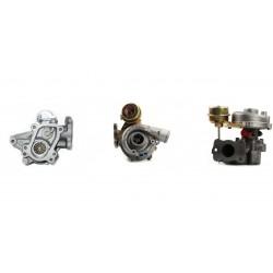 Turbodmychadlo turbo Peugeot 206 307 406 Partner 2.0 HDI
