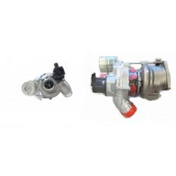 Turbodmychadlo turbo Peugeot Expert Partner 207 307 308 1.6 HDI