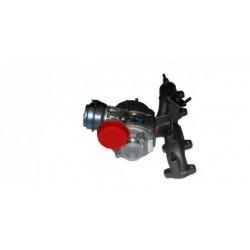 Turbodmychadlo Volkswagen Beetle 1.9 TDI 101 hp 03-05