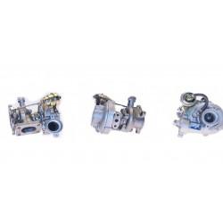 Turbodmychadlo turbo Ford C-MAX Fiesta VI Focus II 1.6 TDCI 90 hp