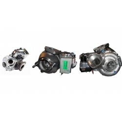 Turbodmychadlo turbo BMW 335 i (E90/E91/E92/E93) 306 hp
