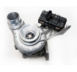 Turbodmychadlo Turbo BMW 120 220 320 420 2.0 D 120 134 135 kW 163 184 KM 49335-00642
