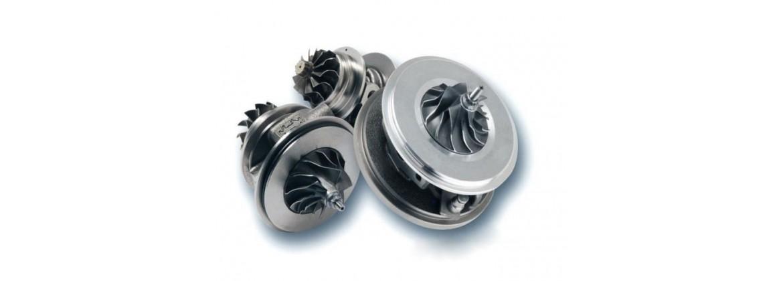 Nové středy turbodmychadel
